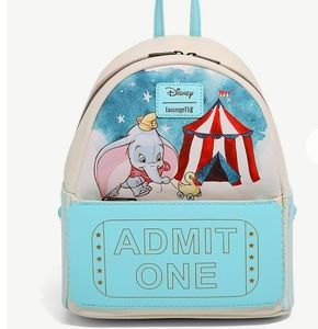 NWT Loungefly Dumbo Mini Backpack
